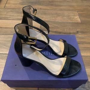 Like new authentic - Stuart Weitzman blocked heel